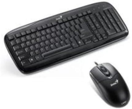 Genius SLIMSTAR C110 - Pack de Teclado y ratón