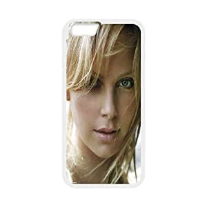 iPhone 6 4.7 Inch Cell Phone Case White Charlize Theron 2 OJ597537