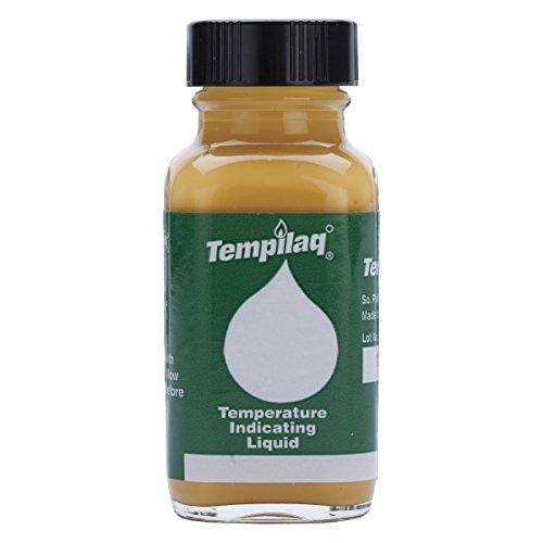 2 Ounce Photo (Tempil 24423 Tempilaq TL750 Temperature Indicating Liquid, 399C/750F, 2 Ounce)