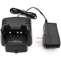 GoodQbuy® FNB-V104Li 110V-240V Li-ion Battery Charger For Yaesu/Vertex Radio VX-231L VX234 VX351 VX350 VX354