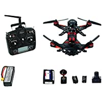 Walkera Runner 250 Advance with 1080P Camera Racer RC Drone Quadcopter RTF with DEVO 7 / OSD / Camera - RTF Version