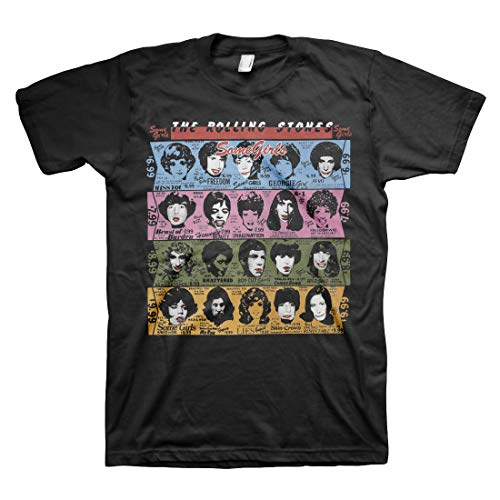 Rolling Stones - Some Girls T-Shirt - 2X-Large