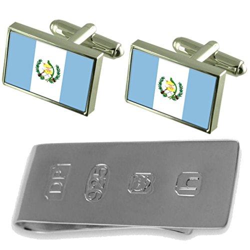 Bond Guatemala Flag Flag Cufflinks James Clip Guatemala Money amp; C7rYwx7Eq