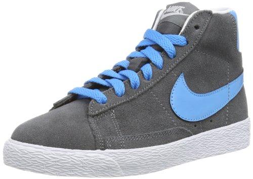 Nike Zapatillas Blazer Mid (Ps) Gris / Azul