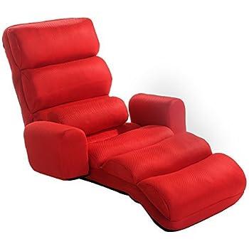 Merax flodable floor seat chair cushion for Floor couch amazon