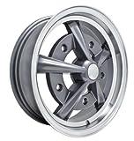 PREMIUM RAIDER WHEEL, Grey, 17x7'', 5 on 205mm