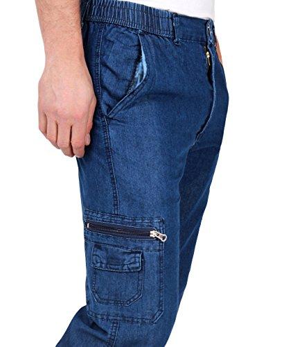 Jeans Militare blu 2xl Militare Jeans ad0wdqT