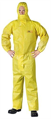 DS Safetywear Bekleidung ProSafe XP3000- Overall, M, gelb, PSXP