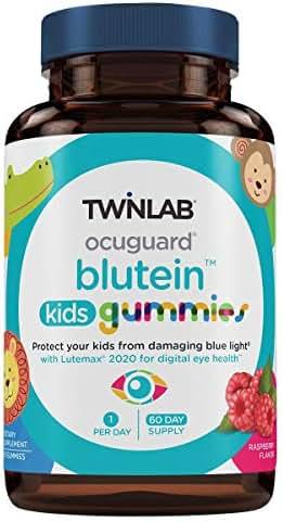 TwinLab Ocuguard Blutein Kids Gummies 60