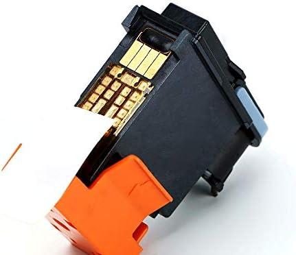 Caidi 4 x HP11 Cabezal de impresión para HP 11 C4810 A C4811 A C4812 A para uso con HP Business Inkjet 2200, 2250, 2280, 2600, 2800 HP Designjet 110 NR, Designjet