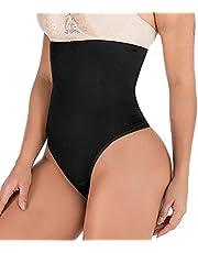 Hioffer 328 Women Waist Cincher Girdle Tummy Slimmer Sexy Thong Panty Shapewear