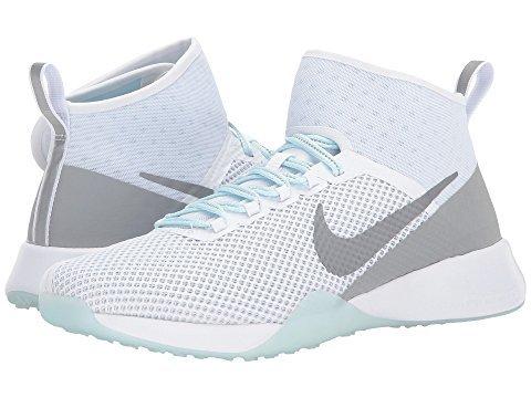 White Blue reflect Blanc Mode Baskets glacier Nike Femme Silver Pour aXF4q
