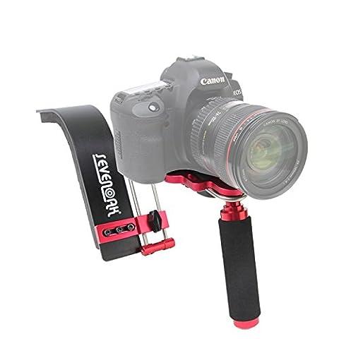 Sevenoak SK-R01 Shoulder Support Rig for Canon Nikon Sony Video Cameras Camcorders DV (Sevenoak Viewfinder)