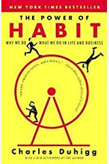 The Power of Habit : Why We Do What We Do in Life & Business (Library Binding)--by Charles Duhigg [2014 Edition] Hardcover