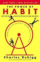 The Power of Habit : Why We Do What We Do in Life & Business (Library Binding)--by Charles Duhigg [2014 Edition]