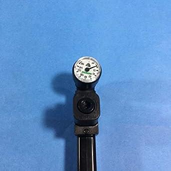 Numatics 051RS100JP16W00 Pressure Regulator 1//8 Inch w//Top Facing Gauge