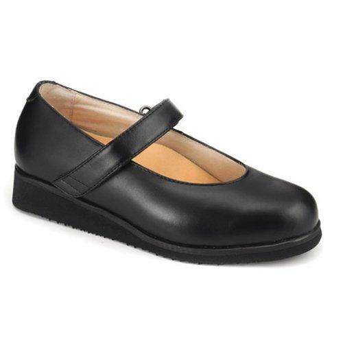 Apis Mt. Emey 9202 Women's Therapeutic Extra Depth Shoe: Black 9.5 XX-Wide (5E) Velcro by Apis Footwear