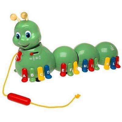 - Leap Frog Alphabet Pal Toddler Light Up Caterpillar