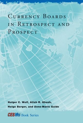 Currency Boards in Retrospect and Prospect (CESifo Book Series)