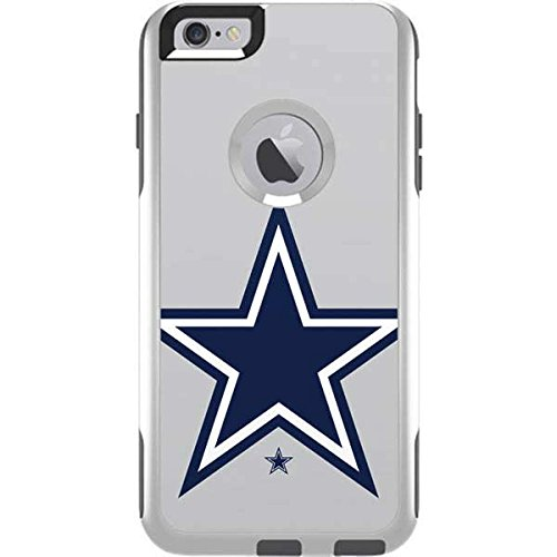 cheaper b6a39 89bb7 Amazon.com: Skinit NFL Dallas Cowboys OtterBox Commuter iPhone 6 ...