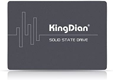 Disco duro KingDian (60 / 120 / 240 / 480 GB) SSD con 128 MB de ...