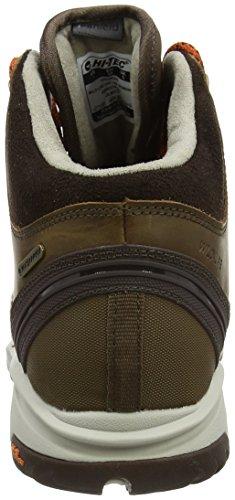 Marron Randonnée Chaussures Wild De life I Waterproof brown Hi Femme Hautes Luxe tec nx4C8wqnOP