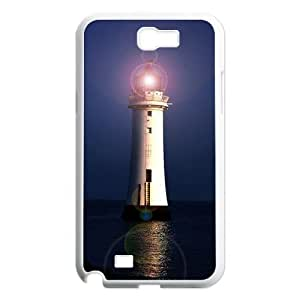 Lighthouse Unique Design Cover Case for Samsung Galaxy Note 2 N7100,custom case cover ygtg544709
