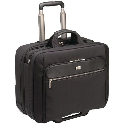 CASE LOGIC CLRS-117 17'' Checkpoint Friendly(TM) Rolling Notebook Case by Case Logic