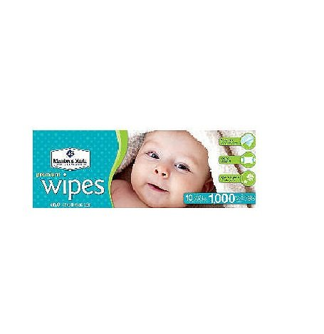 Warm Glow Wipe Warmer (Member's Mark Premium Baby Wipes (1,000 ct.))