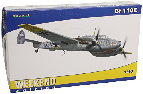 Used, Eduard Models EU84144 Bf 110E Weekend Edition Aircraft for sale  Delivered anywhere in USA