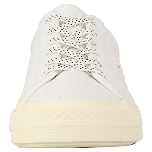 Blanc Baskets Ox Star One Noir Converse Femmes xPBqX7