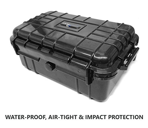 Compact And Rugged Hard Case For Mini Pico Cube Projectors