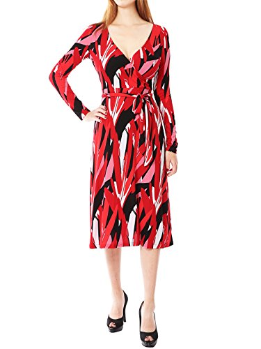 organic wrap dresses - 7