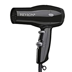 Revlon 1875W Compact & Lightweight Hair ...