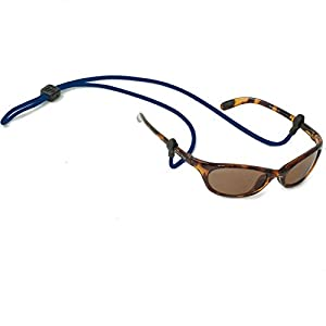 Chums Slip Fit 3mm Rope Eyewear Retainer, Navy