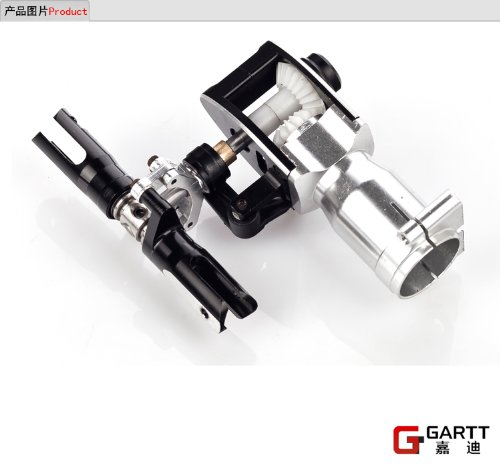 GARTT GT500 Metal Tail Assembly Torque Tube Version100% compat Align Trex 500 RC Helicopter