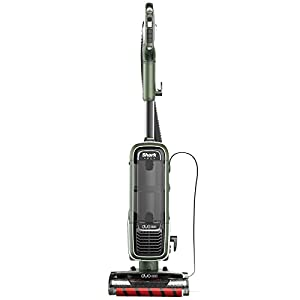 Shark DuoClean APEX Upright Vacuum for Carpet and Hard Floor Cleaning with Powered Lift-Away Hand Vac, HEPA Filter, Anti-Allergy Seal (AX951), Green