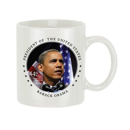 (President Obama - 44th President Collector's 11 oz. Mug - Ready to)