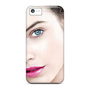 Durable Barbara Palvin For L'oreal Paris Back Case/cover For Iphone 5c