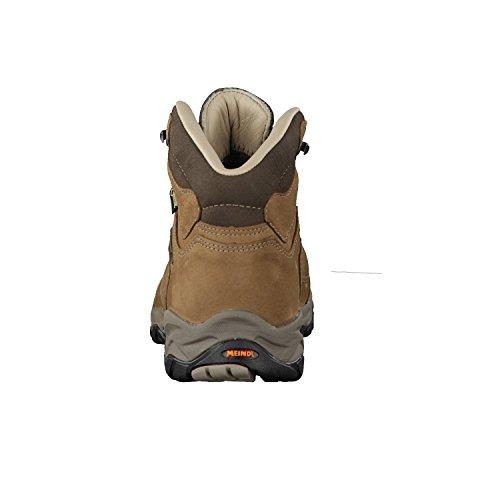 Meindl Ohio Lady 2 GTX - Zapato para Senderismo Color Marrón Corzo de Mujer Marrón Corzo
