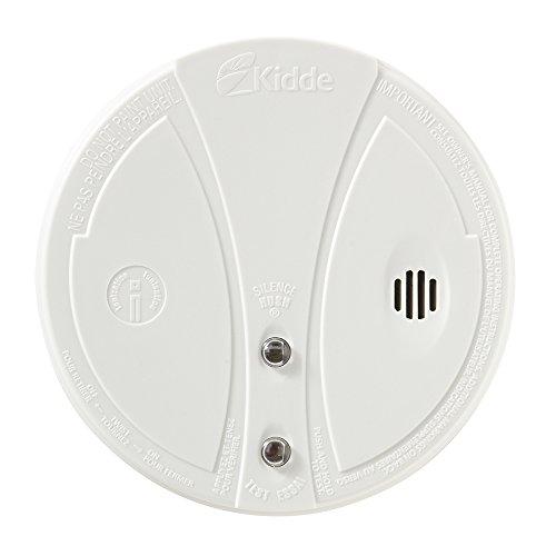 Kidde i9060 Premium Battery-Operated Ionization Sensor Smoke Alarm with Hush Feature, 1-Pack Review