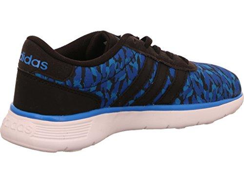 adidas Unisex-Kinder Lite Racer K Turnschuhe Blau (Azul/negbas/azusol)