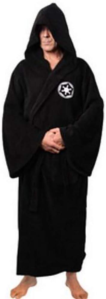 m, Nero 1pc Cavaliere Jedi Robe Fleece Robes Star Wars Accappatoio Costume Cosplay Per Uomo E Donna