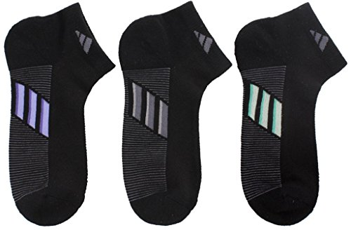 adidas Women's Climacool Superlite Low Cut Socks (3-Pack) by adidas (Image #4)