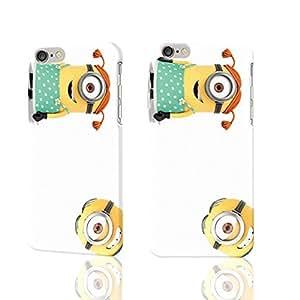 Minion 3d Durable Hard Unique Case for Iphone 5 5s