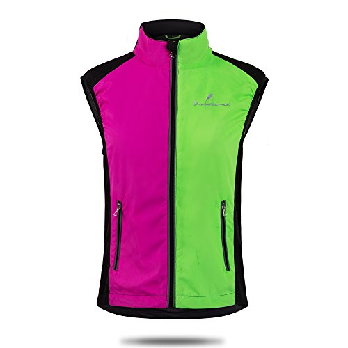 Females Hi visible breathable safety reflective product image