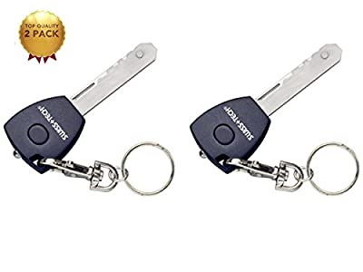 2-PACK Swiss+Tech ST66685 Utili-Key MX 5-in-1 Key Ring Multi-Function Tool (2 pcs)