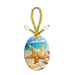 41HmFIa1a8L._SS300_ 100+ Best Seashell Christmas Ornaments