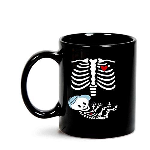 Full Maternity Boy Skeleton - Halloween 2017 ()
