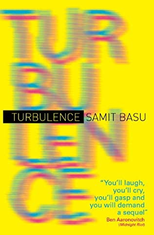 book cover of Turbulence